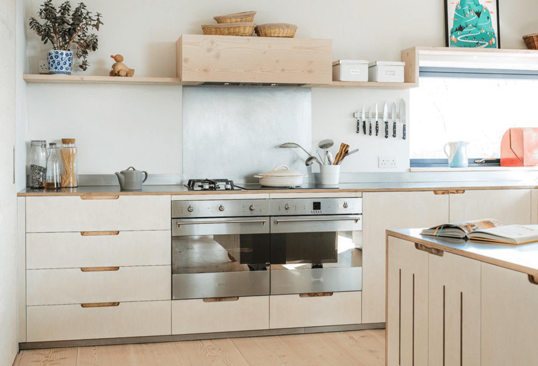 Cozinha decorada 2015