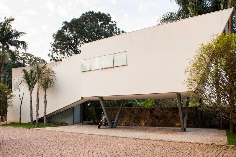 modelo de casa moderna
