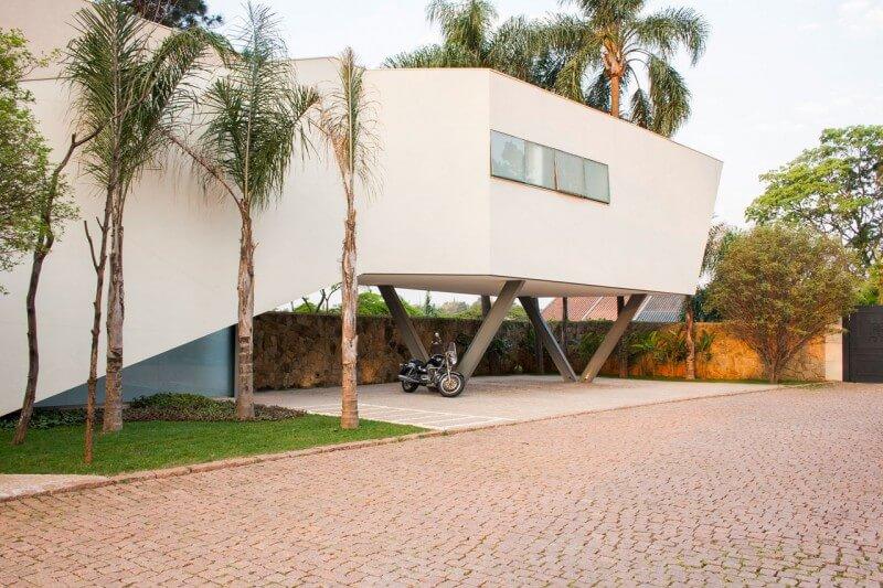 Modelos de casas projetos completos com fotos e plantas for Modelo de fachadas de viviendas