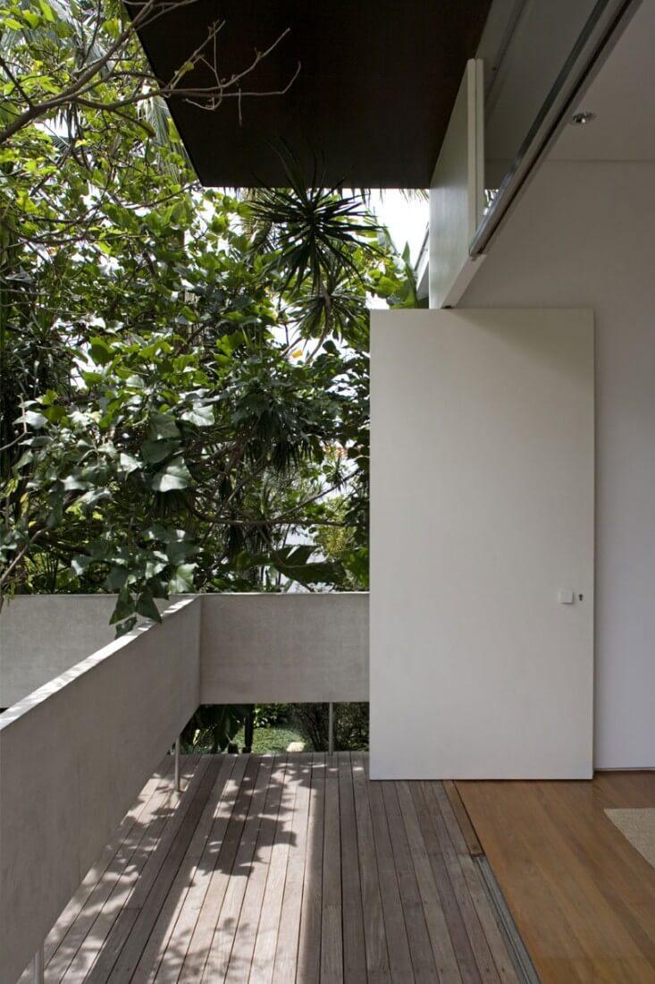 sacada casa vertical