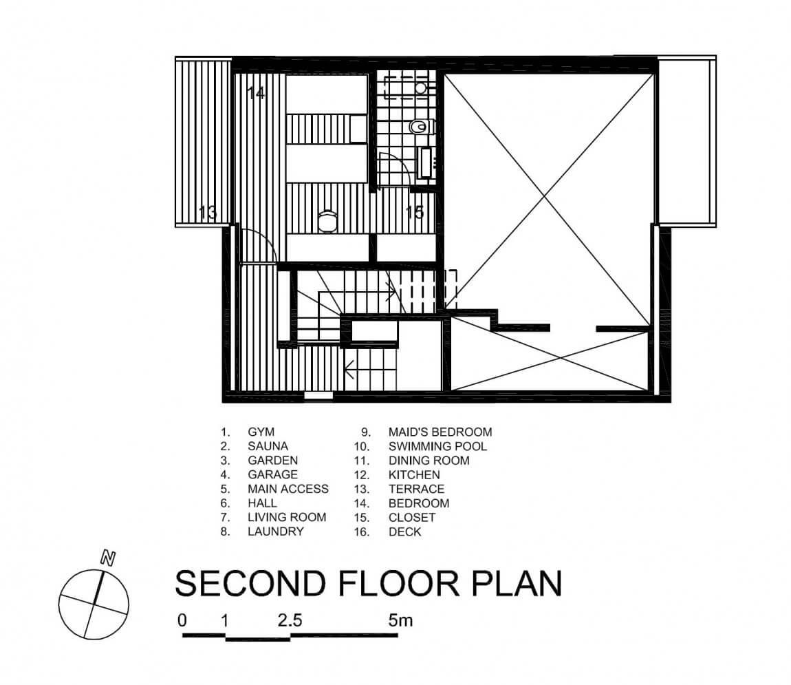 segundo andar casa vertical