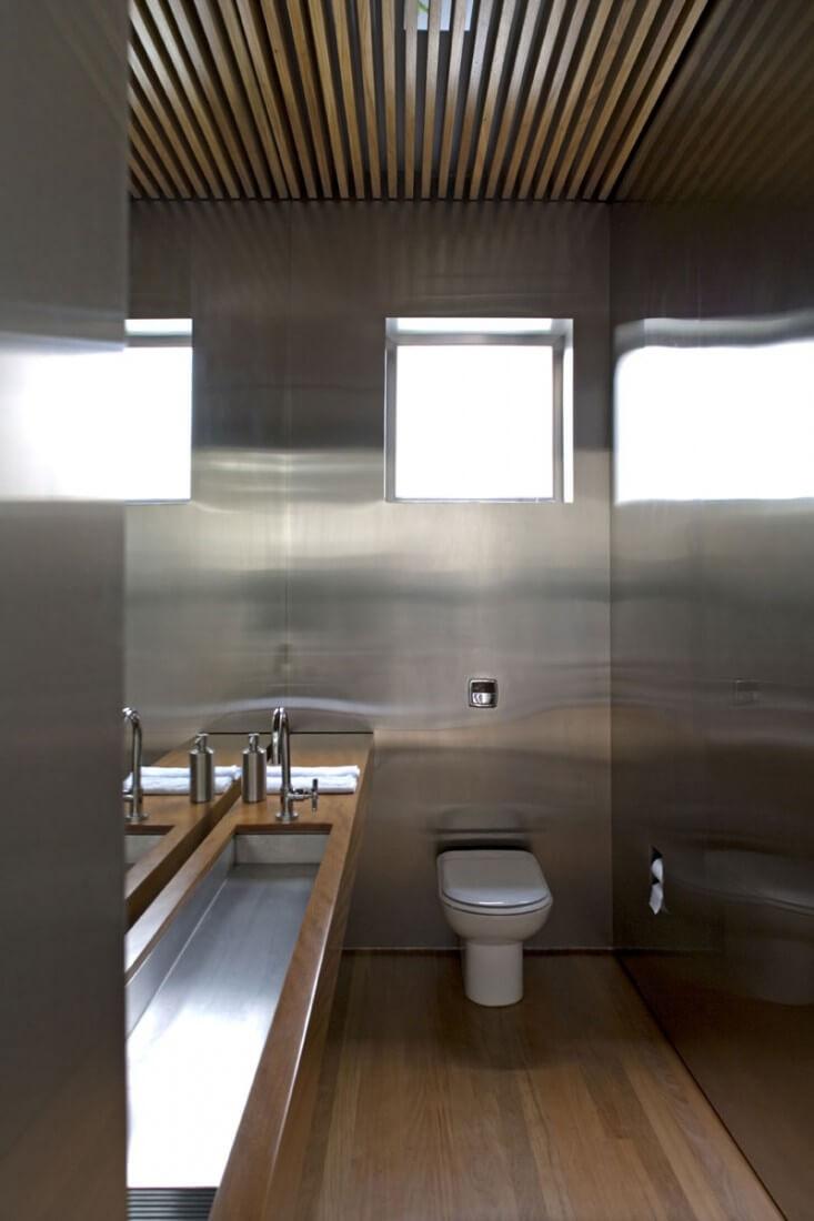 lavabo casa vertical