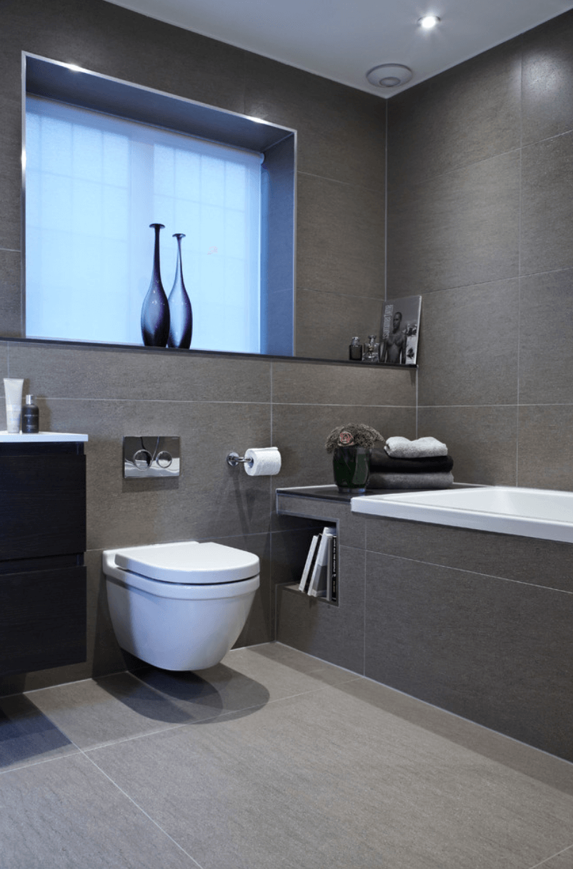 25 Banheiros Planejados  Arquidicas -> Armario De Banheiro Pequeno Planejado