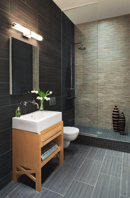 Banheiro bem planejado
