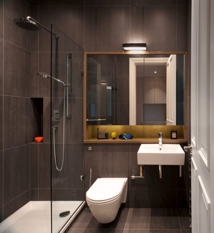 Banheiro planejado apartamento