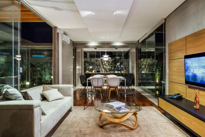 Modelos de casas projetos completos com fotos e plantas - Television en casa ...