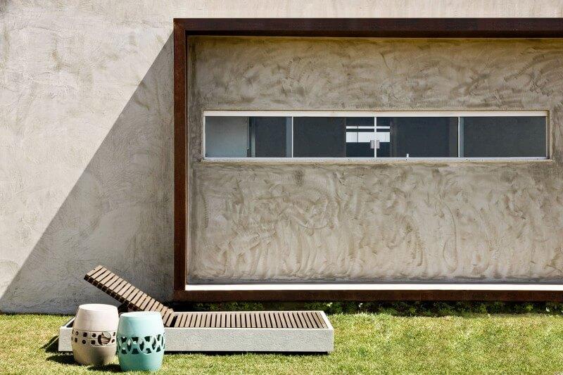 área de lazer casa box