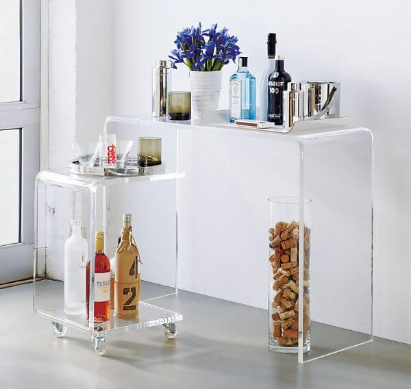 Ideias para decora o de sala pequena arquidicas - Bar en casa decoracion ...