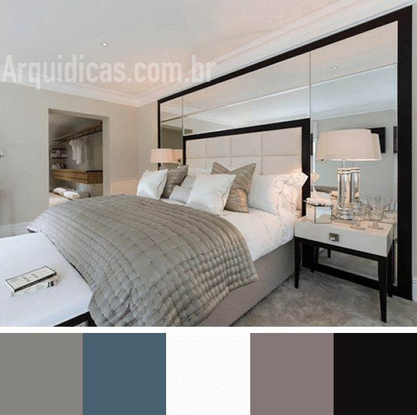 cores suaves para quarto