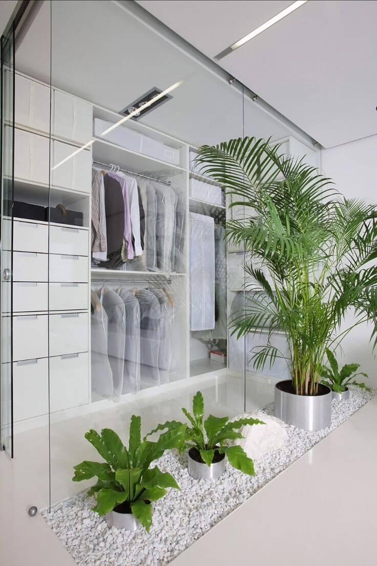 jardim de inverno closet