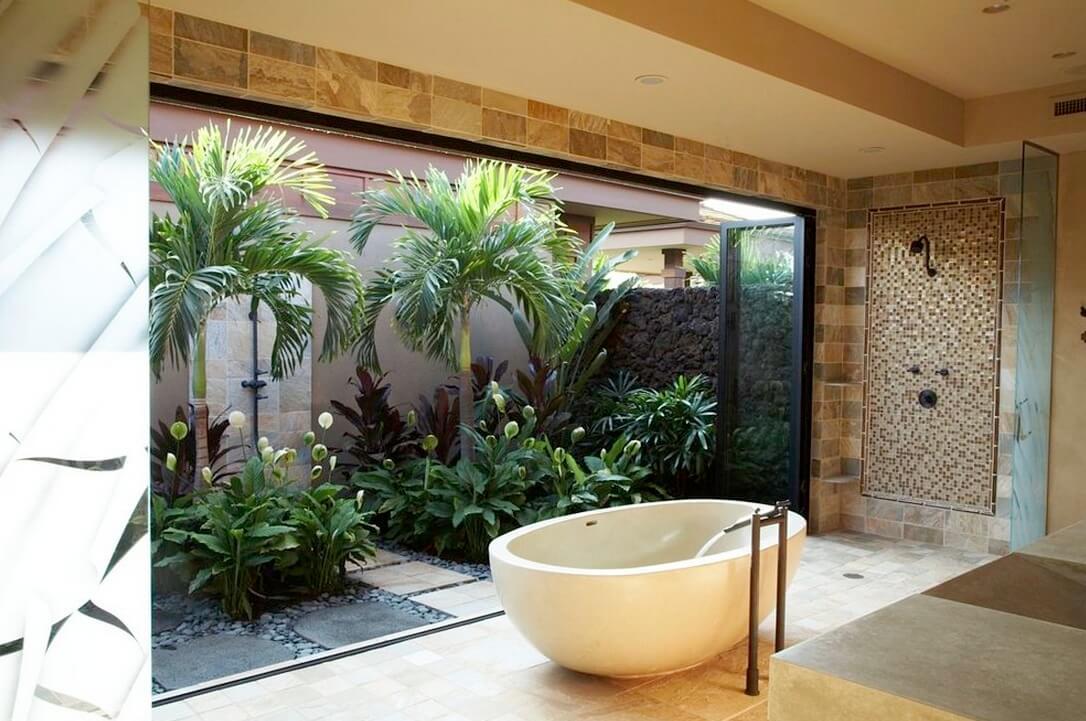 banheiro jardim de inverno