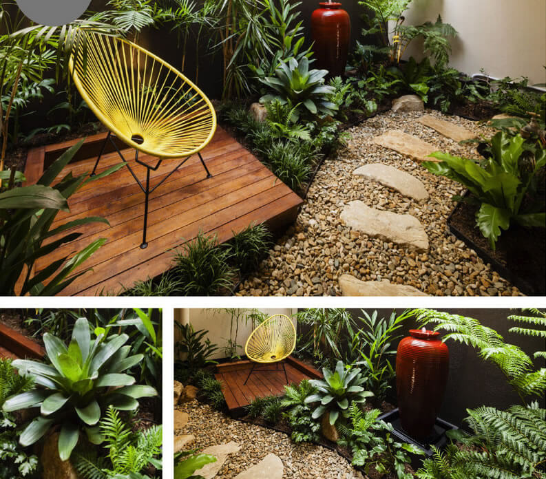 jardim de inverno apartamento