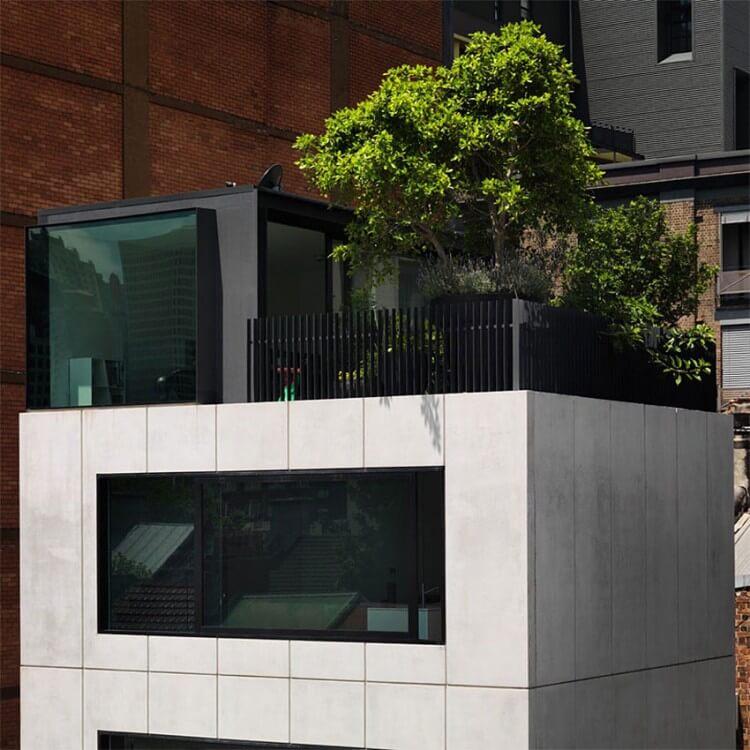 small house cobertura