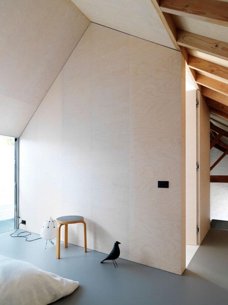 the shed acabamentos
