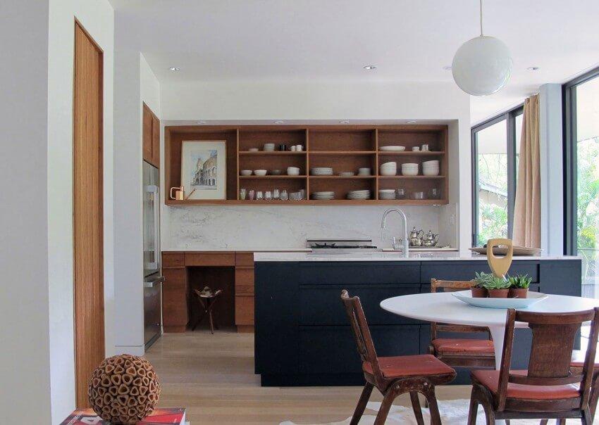 brillhart house cozinha