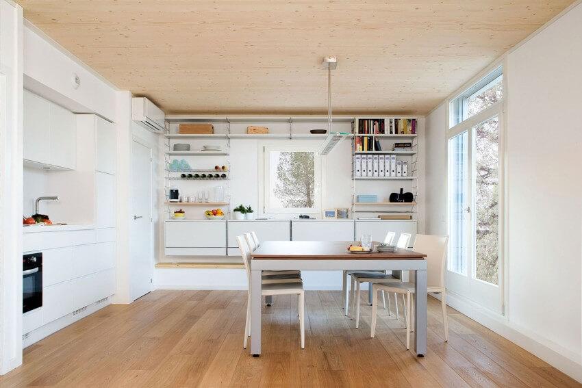 el refugio cozinha
