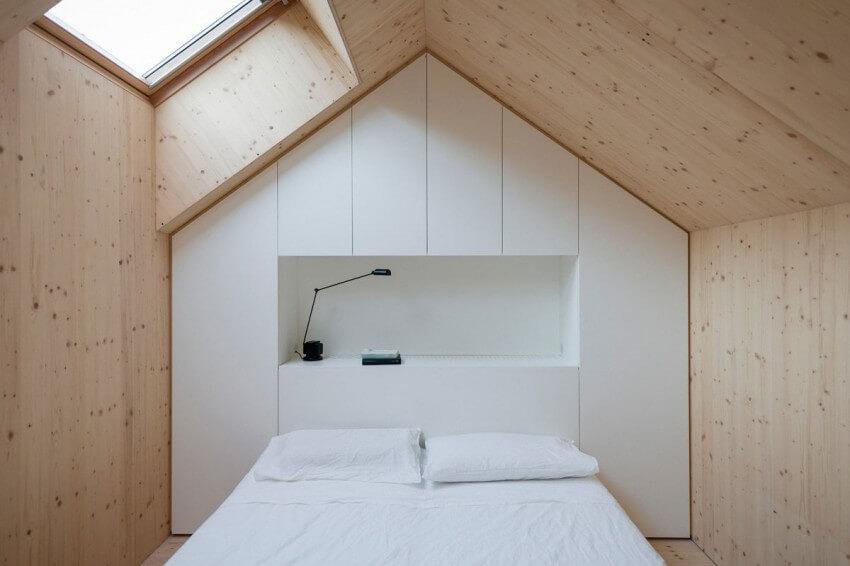 compact karst house quarto de casal