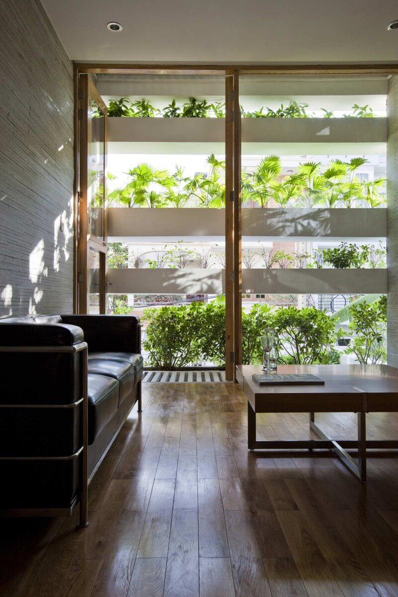 stack green sala