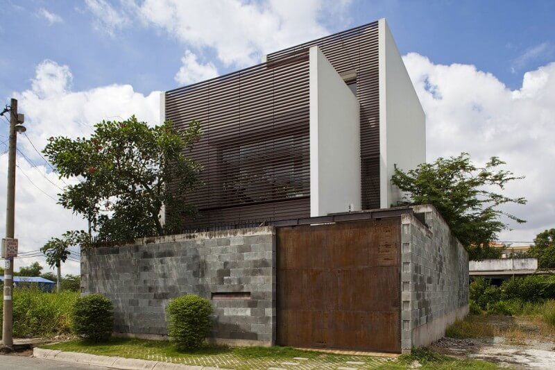 casa m11 fachada