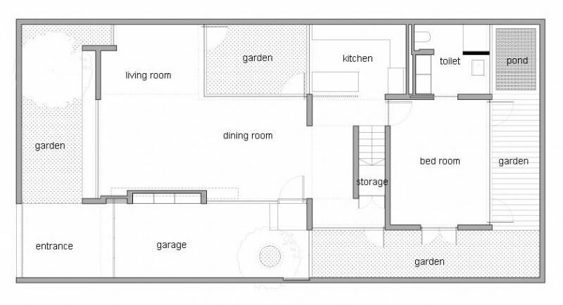 casa m11 planta térrea