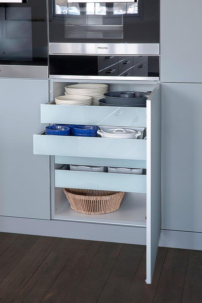 gaveteiros para cozinha