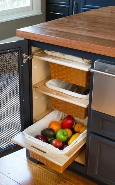 armários cozinhas pequenas