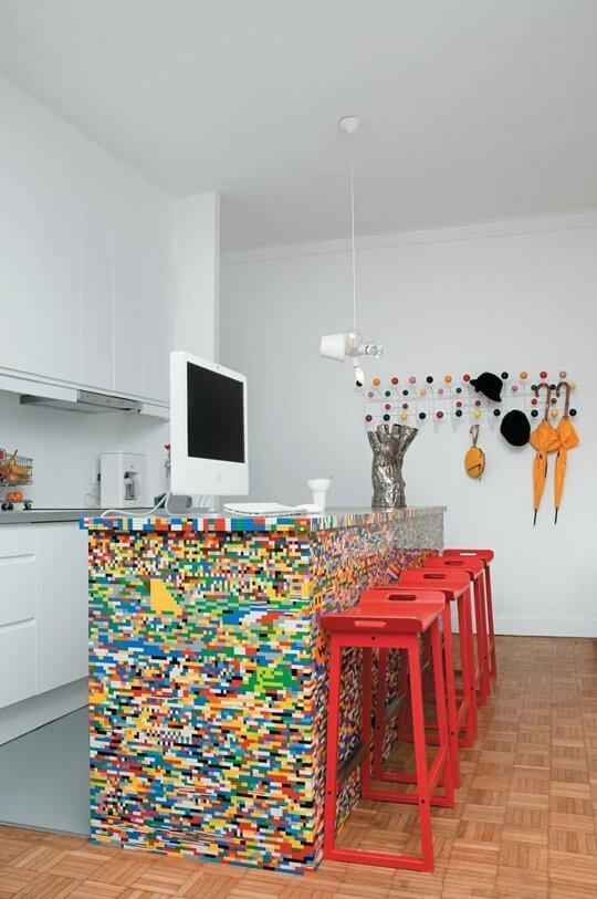 cozinhas planejadas para apartamento pequeno