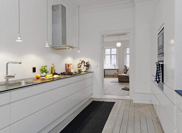 projetos de cozinhas pequenas planejadas