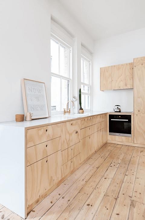 cozinha planejada pequena simples