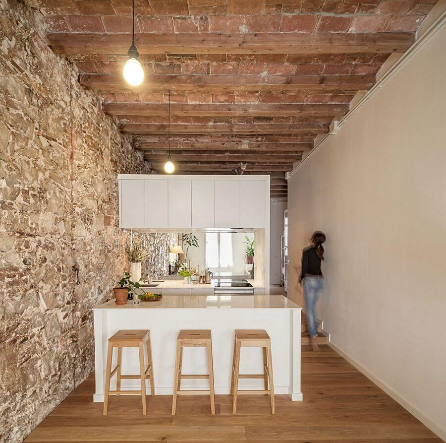 cozinha simples pequena planejada