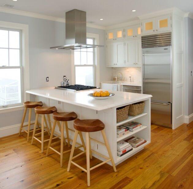 cozinhas pequenas planejadas apartamento