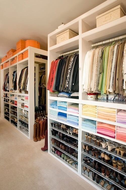 closet comprido