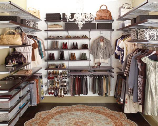 closet simples e barato