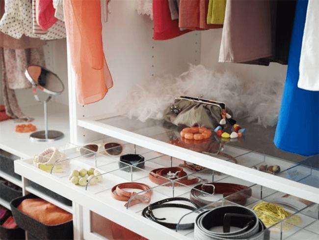 organizar closet
