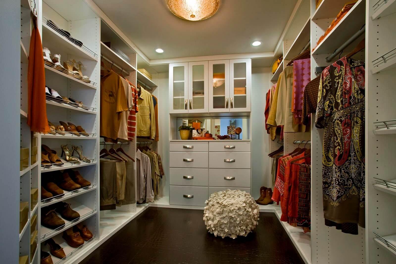 projeto de closet