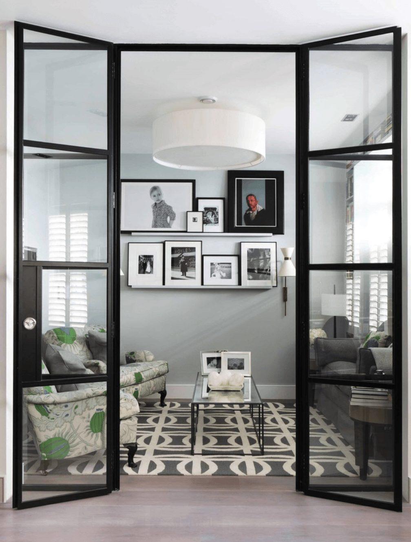 Sala pequena dois ambientes