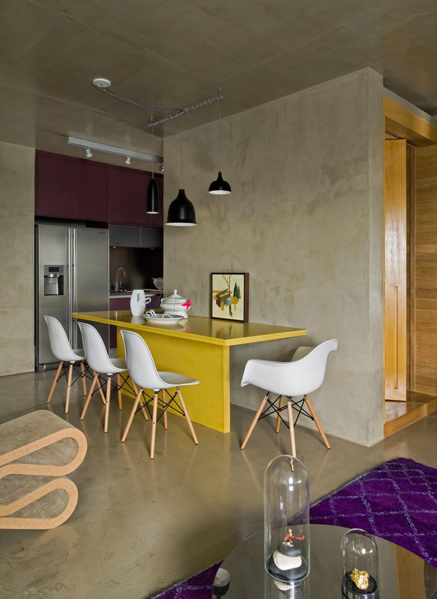 Salas Pequenas 41 Fotos De Salas Decoradas Arquidicas -> Como Decorar Uma Sala De Estar Muito Pequena