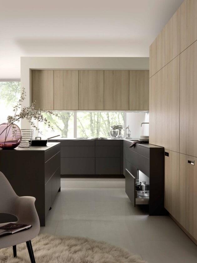 cozinhas minimalistas
