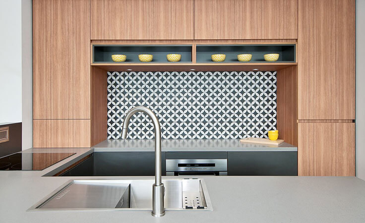 revestimentos para cozinha moderna