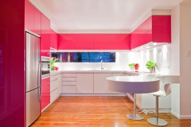 cozinhas modernas revestimentos