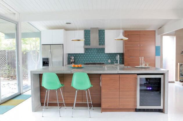 cozinhas modernas tendências