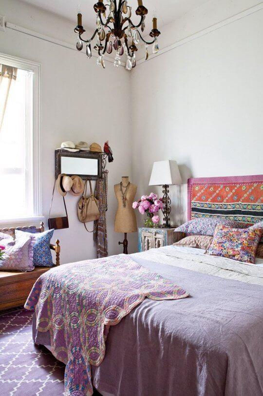 quarto decorado menina