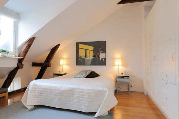 quartos decorados claros