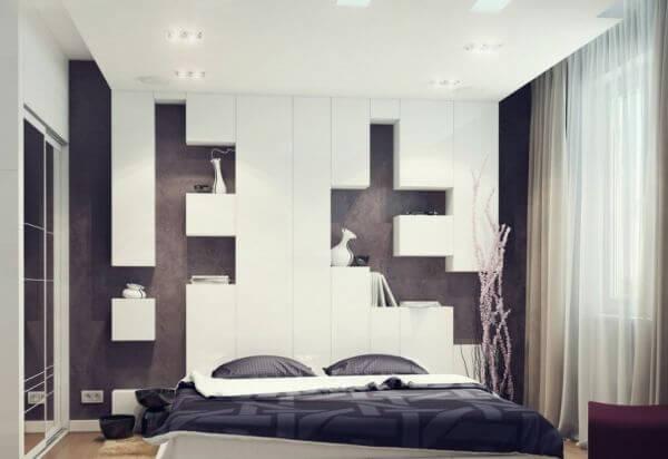 quartos modernos decorados