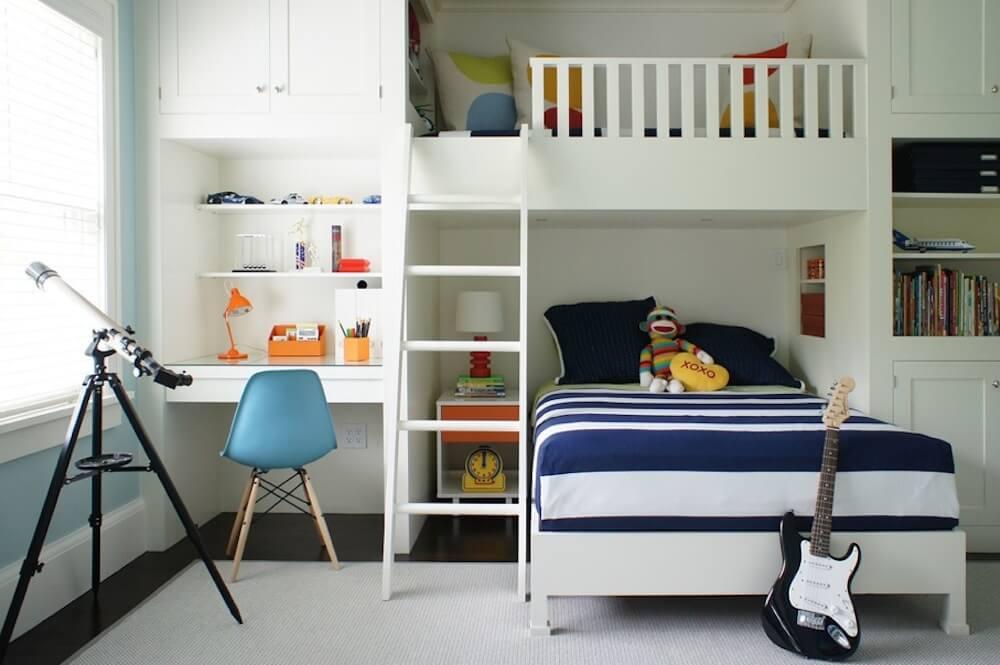 quarto de criança decorado