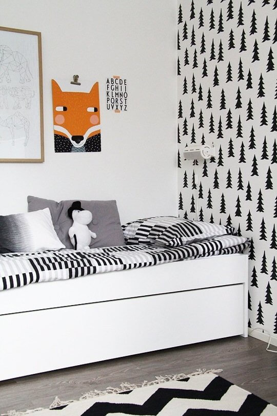 quarto de menino decorado
