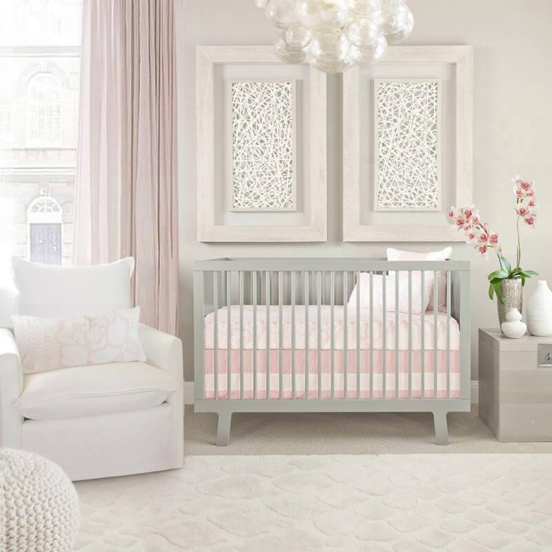 quarto de bebe decorado clarinho