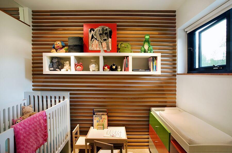 quarto decorado de bebe
