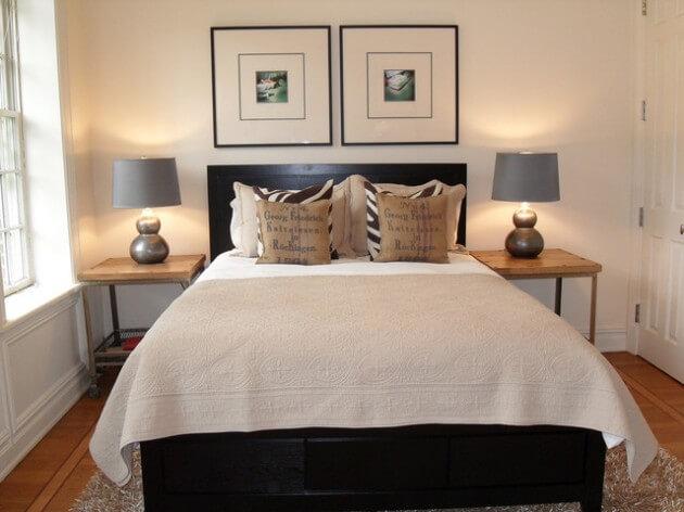quartos decorados pequenos