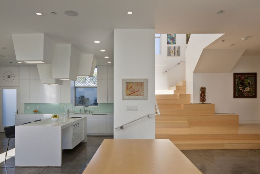 holleb residence escada